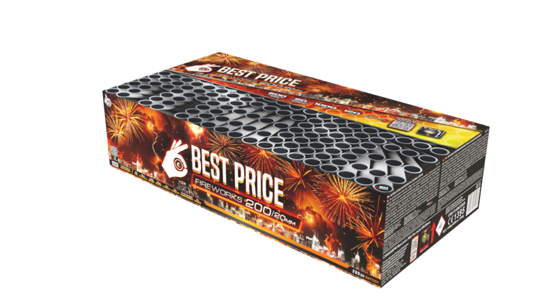 Kompakt Best price Wild fire 200 rán /20mm/