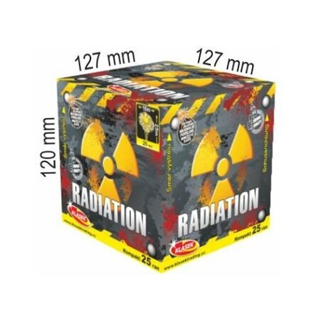 Kompakt Radiation 25 rán