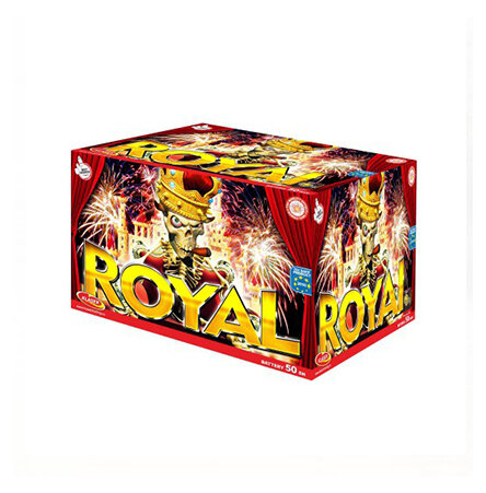 Kompakt Royal 50 rán